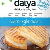 Daiya swiss style slices