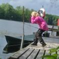 Fiske Vildmarksbyn