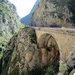 Vägen till Lago di Scanno