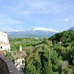 Utsikt från via G. Mazzini
