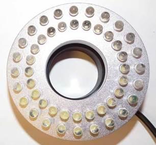 11. LED ring 48 dioder vit