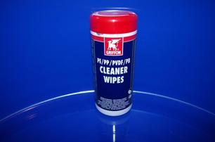 6. PVC Rengöringsvätska servetter