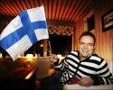 Mika Sankala blir finne. Foto: Sofie Wiklund.