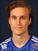 Cuphjälte! Robin Arestav gjorde inte mindre än åtta av Mariehems tio mål i Berners Cup.