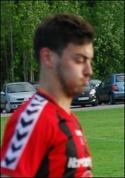 Rasmus Bouvin gjorde Söders bägge mål i den viktiga bottenkampen mot Medskogs.