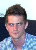 Joakim Petersson blev matchens enda målskytt på Ljus-torps IP.