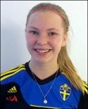 Ellen Löfqvist satte två att SDFF:s sex mål mot jumbon Spöland Vännäs.