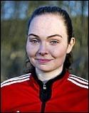 Engelina Nygren blev tvåmålsskytt i den sista omgången då Alnö vann med 5-0 mot Ope 2.