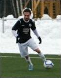 Faton Buzuki återvänder till Timrå efter fem år.
