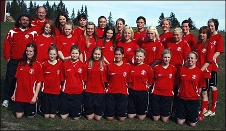 Söråkers FF:s damer årgång 2010. Vi hoppas kunna lägga upp en färskare lagbild under säsongen.