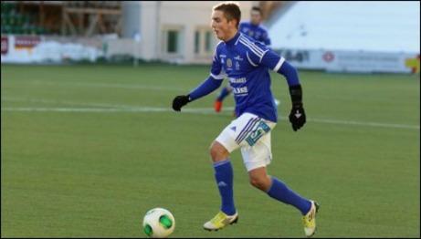 Dennis Olsson tror på snabb revansch. Foto: GIF Sundsvalls hemsida.