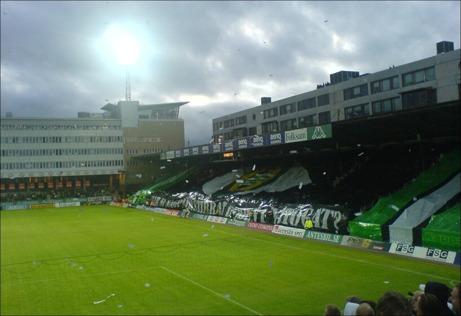 Sista våren för Hammarby på Söderstadion innan flytten till Tele2-arena nästgårds. Blir det samma stämmning där?