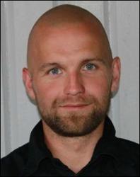 Mikael Törnlund daskade in en frispark och räddade en pinne till Wiskan mot LuMa.