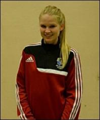 Selångers Emilia Lind gjorde två av målen mot Alnö varav det andra, segermålet 3-2, var riktigt vackert.