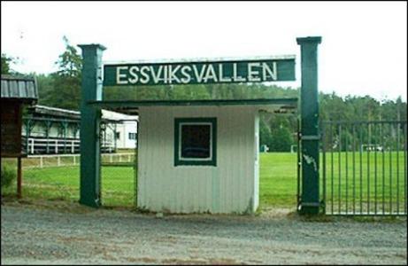 Essviksvallen har fått ett uppsving och härbergerar numera ett seniorlag och elva ungdomslag.