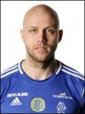 Stefan Ålander skadad, missar genrepet mot Brage.