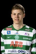 Selångers Daniel Andersson prickade in ett hattrick på en dryg halvtimme under den första halvleken mot Svartvik.