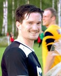 Mattias Decker återbördad till Torpshammars IF. Foto: TIF:s facebooksida.