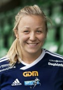 I Emmas värld fanns inget annat än att SDFF skulle upp i Elitettan. Det var också hon som satte viktiga 2-1-målet.