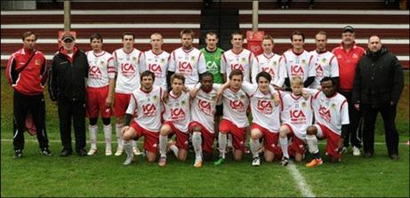 Junsele IF vann div. III Mellersta Norrland 2012 men tackade sedan nej till uppflyttning.