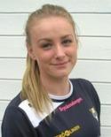 21-åriga Jessica Backman från Huge till SDFF.