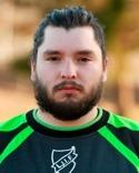 27-årige Antonio Zavala har skolat om sig och är en av fem målvakter i LjIF: