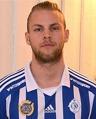 Daniel Andersson har skrivt på för IK Sleipner, den klassiska Norrköpings-klubben, Foro: Sleipners hemsida.