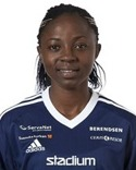 Ajara Nchout Njoya gjorde SDFF:s båda mål.