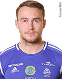 Rúnar Már Sigurjónsson satte Giffarnas första allsvenska mål 2016.