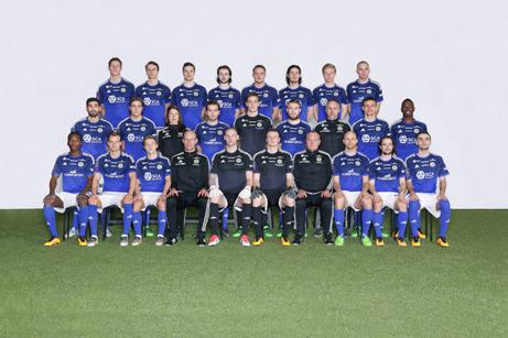 Här är gänget som leder Allsvenskan efter 5 omgångar. Undrar vilka man får möta i Champions League-kvalet nästa år?