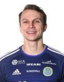 Lars Krogh Gerson straffade Häcken när GIF Sundsvall vann på Hisingen.