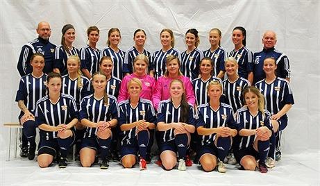 Kovland vann damtrean ifjol. Vinner man även division 2 Södra Norrland?