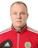 Roger Franzen, GIF Sundsvalls tränare tillsammans med Joel Cedergren.