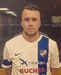Philip Olofsson kvitterade på straff för Timrå.