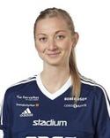 Amanda Hagelberg återvänder till Hälsingland.