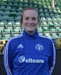 Rutinerade och lite suddiga Maria Westin gjorde ett mål och passade till det andra när Heffnersklubban 2 vände på Thulevallen.