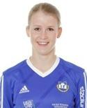 15-åriga Nora Altevid satte Matfors första segermål i årets serie.