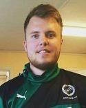 Jesper Hellström låg bakom två av Essviks mål och gjorde även ett bra jobb på mittfältet.