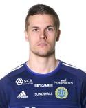 Sebastian Rajalakso spelar från start mot HIF.