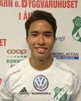 Inte Figo men väl Fugo Segawa är ny i Ånge IF. Klubbens förste japan.