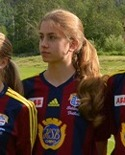 Josefine Jonsson var bäst i Selånger i vinstmatchen mot Team Hudik.