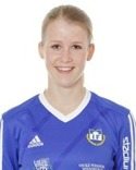 Unga Nora Altevid gjorde sitt första hattrick i damtrean när Matfors 5-0-vann.