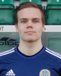 Unge Rasmus Paulsson var Stödes bäste spelare och dessutom målskytt mot Gimon.s.