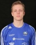 Pontus Andersson satte viktiga 2-1-målet för Matfors.