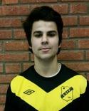 Ljungamålvakten Valerik Danielian redde ut ett koppel frilägen i matchen.