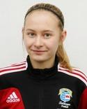 Ella Zetterberg var den ene av Selånger 3:s tvåmålsskyttar.