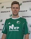 Magnus Rimeslåtten nickade in Östavalls 2-0-mål efter hörna.
