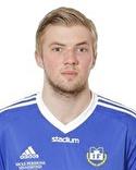 Daniel Boström satte 1-0 och pass till tvåan.