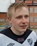 Mårten Gräntz prickade in ett hattrick när IFK Sundsvall tog över serieledningen.