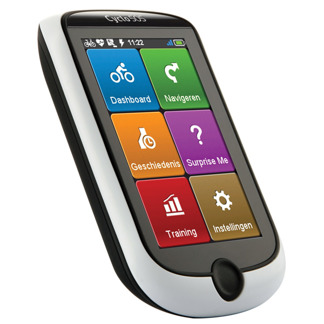 Mio Cyclo 505HC WEU ANT+ Puls och kadens/hastighet GPS - MIO cycle 505